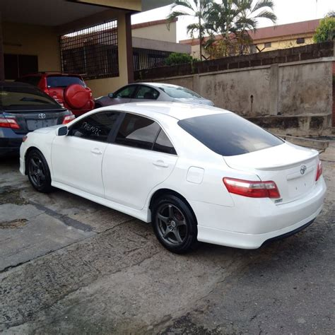 2008 Toyota Camry Sports Edition by Mint Tokunbo 2008 Toyota Camry Sport Edition Price