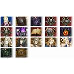 Sheet Castlevania Grimoire Souls Mission Icons Spriters