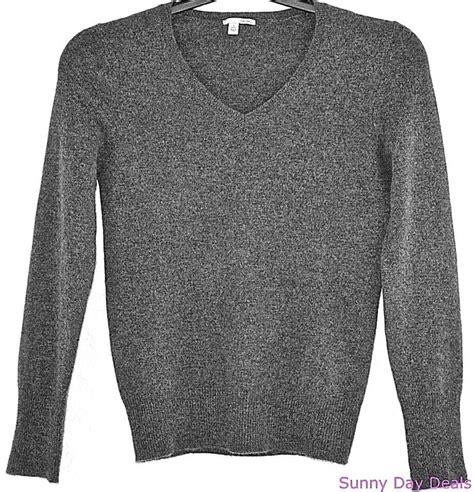 halogen sweaters halogen sweater sleeve gray s