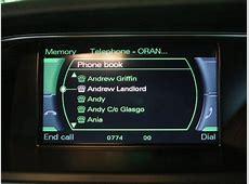 MMi 2G Bluetooth Handsfree Kit Supply & Fit Genuine Audi