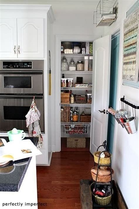 kitchen pantry ideas small kitchens 50 awesome kitchen pantry design ideas top home designs