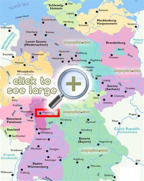 Sehenswürdigkeiten Deutschland Karte