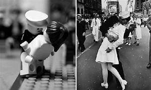 Famous Photographs From History Recreated In Lego | Bit Rebels