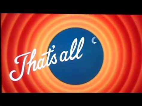 looney tunes end that s all folks mp3 songs free