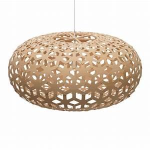 Lustre Bois Design : lampe snowflake design david trubridge en nouvelle zeland ~ Teatrodelosmanantiales.com Idées de Décoration