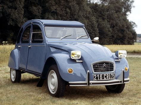 2cv Headlights. To Be Round Or Square, That Is The