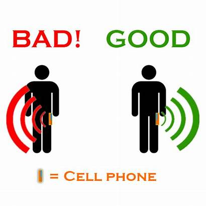 Cell Phone Phones Radiation Exposure Battery Maximize