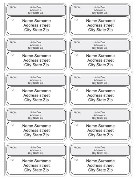 etichette  buste personalizzate da stampare