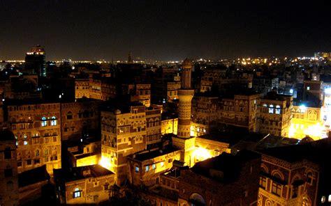 sanaa city  yemen thousand wonders
