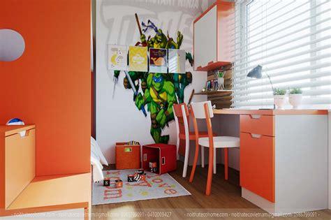 Thiết kế nội thất trẻ em ECO10 - NỘI THẤT ECOHOME