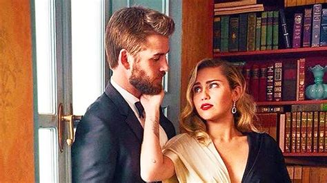 miley cyrus and liam hemsworth 'hot sex life trying to get