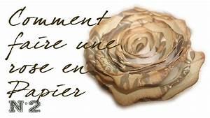 Comment Faire Secher Une Rose : comment faire une rose en papier n 2 id esd copeinture ~ Melissatoandfro.com Idées de Décoration