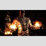 Mortal Kombat X Wallpaper Scorpion | 800 x 450 jpeg 64kB