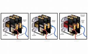 Red Ac Wiring Diagram Energized