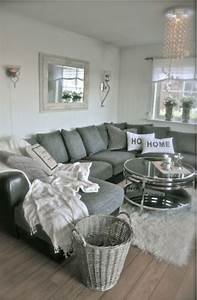 6, Beautiful, Gray, Living, Room, Ideas, To, Capture, The