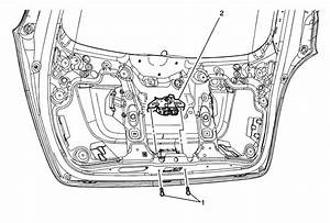 Repair Instructions - Liftgate Latch Replacement