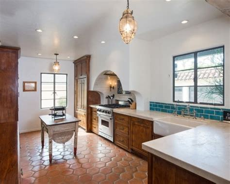 Spanish Kitchen Home Design Ideas, Pictures, Remodel And Decor