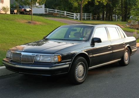 1996 LINCOLN CONTINENTAL - Image #3
