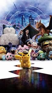 Pok, U00e9mon, Detective, Pikachu, 4k, 8k, Wallpapers