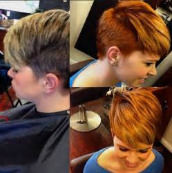 Pixie Haircuts for Short Hair Color