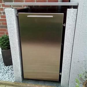 Tür Querriegel Selber Bauen : m lltonnenbox aus edelstahl bauen maschinenbau feld ~ Frokenaadalensverden.com Haus und Dekorationen