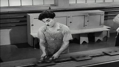 Modern Times Charlie Chaplin Automation 1936 Activetrail
