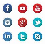 Social Icon Networking Icons Background Numbers Web