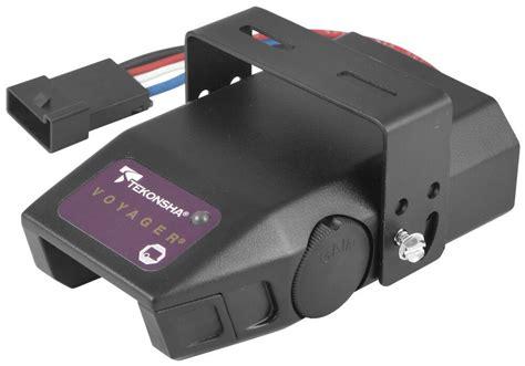 Tekonsha Voyager Trailer Brake Controller Axles