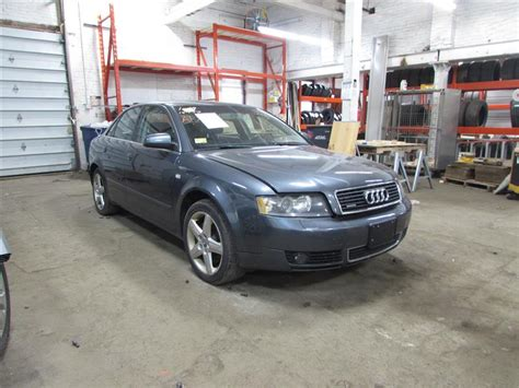 Parting Out 2005 Audi A4  Stock # 170113  Tom's Foreign