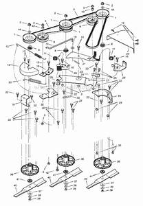 Murray 461004x92a Parts List And Diagram