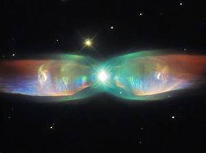 Hubble's new view of the Butterfly Nebula – Astronomy Now