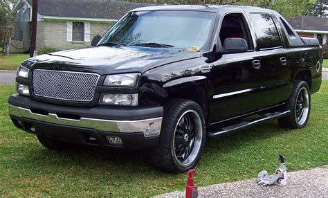 Chevrolet Avalanche 2004 by Werideslow 2004 Chevrolet Avalanche Specs Photos