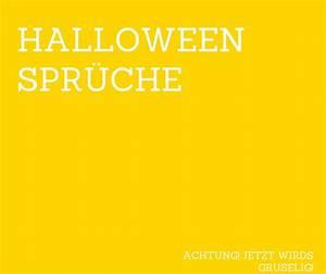 Lustige Halloween Sprüche : halloween spr che die besten spr che f r halloween ~ Frokenaadalensverden.com Haus und Dekorationen