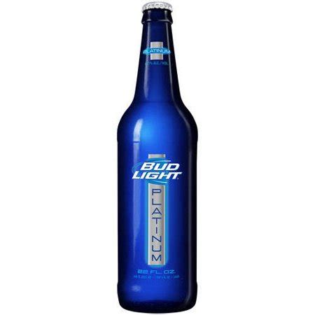 bud light platinum bud light platinum 22 fl oz walmart