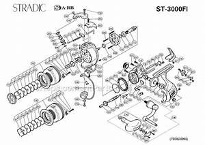 Shimano Stradic Spinning Reel