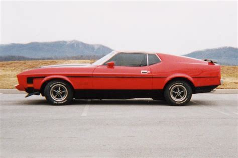 1973 ford mustang fastback 1973 ford mustang mach 1 fastback 22883