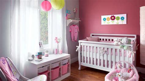 idée décoration chambre bébé fille idee couleur chambre bebe fille visuel 4