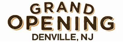 Opening Grand Denville Pizz 14th Ah October