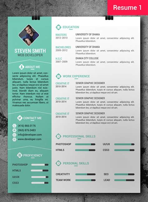 Graphic Design Experience Resume by 214 Ver 1000 Id 233 Er Om Mall Professionellt Cv P 229 Cv