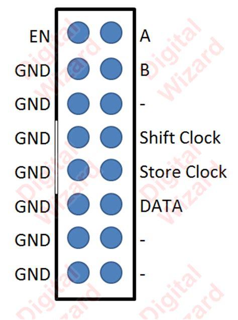 led matrix p led module doubts electrical
