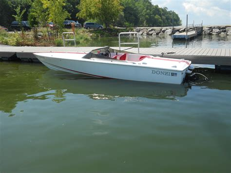 Donzi Boat Windshield by Donzi 22 Classic 1987 For Sale For 1 500 Boats From Usa