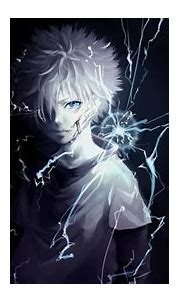 Hunter x Hunter Killua Zoldyck 1 HD Anime Wallpapers   HD ...