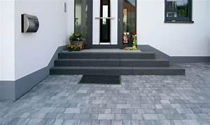 Eingangsbereich Haus Neu Gestalten : via plaza pflastersteine produkte terrassenplatten ~ Lizthompson.info Haus und Dekorationen