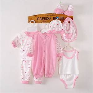 Aliexpress.com : Buy 8 Pieces Baby gift set 0 3 months ...
