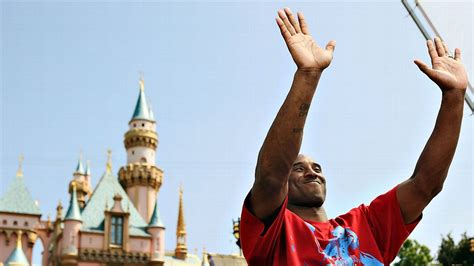 kobe bryant celebrates retirement  trip  disneyland