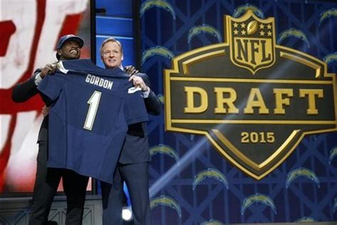 San Diego Chargers Draft Picks
