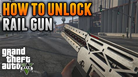 Unlock The Railgun In Seconds! How To