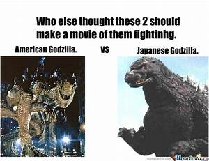 Godzilla by dancingeagle - Meme Center