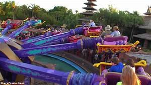 Magic carpets of aladdin on ride disney world39s magic for Aladdin carpet ride magic kingdom