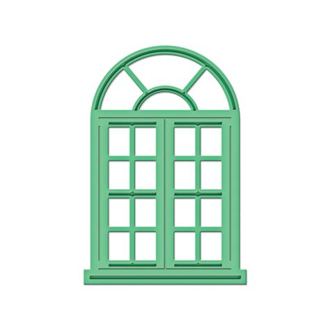 window template spellbinders shapeabilities window four die and embossing template